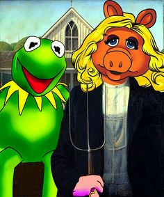 American Gothic: The Muppets