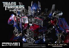 震撼傑作登場!Prime 1 Studio 推出驚人水準的《變形金剛3 / 柯博文》   玩具人Toy People News