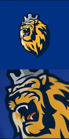 """Rebranding concept of the most biggest and iconic sports brand in Finland, """"The Lions"""", The Finnish men's national ice hockey team."""