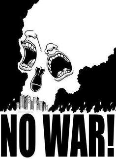 No War!