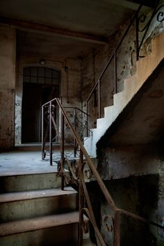 Clean - Zuckerfabrik Greußen - abandoned sugar mill, Germany  ©2009 opacity.us