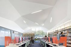 Koning Ezienberg Architecture, Pico Branch Library