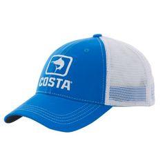 Costa Del Mar Adults' Marlin XL Trucker Hat