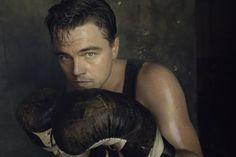 Leonardo DiCaprio by Mark Seliger, 2008.