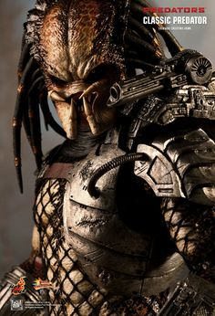 Hot Toys - Predators - Classic Predator                                                                                                                                                                                 More