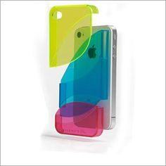 39 Cool Apple iPhone 4S Cases - Case-Mate Colorways - Slideshow from PCMag.com