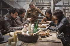 musketeers | The Musketeers (BBC) The Musketeers