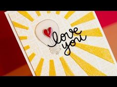 ▶ DIY Stencils and Colored Embossing Paste - YouTube