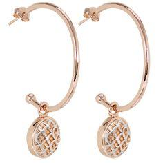KE039 - California Dreamin' - Rose Gold Earrings