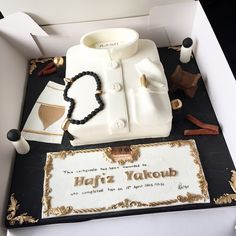 Instagram media by pieceofcakebyhalima - #cake #mashallah #welldone #hifzcake #certificate #anotherone #alhumdulillah #congratulations to Hafiz Yakoub in completion of hifz x
