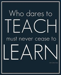 35 Inspirational Quotes for Teachers | Quotations and Quotes