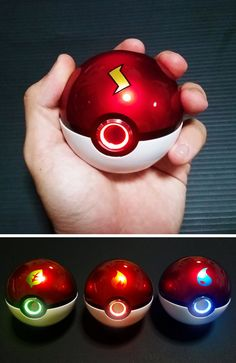 You won't truly feel like a real Pokemon Master until you hold one of these lifelike pokeballs in your hands! Pokemon Realistic, Real Pokemon, Pokemon Memes, Pokemon Fusion, Pokemon Fan, Pokemon Room, Pokemon Craft, Pokemon Gifts, Pokemon Plush