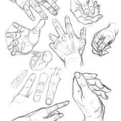 Hände zeichnen lernen für Anfänger-dekoking-com-1