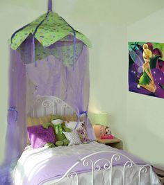 40 Best Tinkerbell Room Images In 2014 Girl Nursery