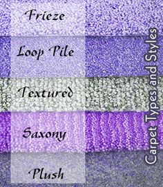 Carpet Types Interiors Coding Standards And