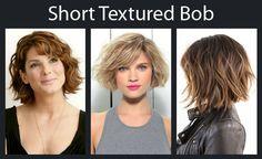 Textured-Bob-Hairstyle-Summer-2015.jpg 629×384 pixels