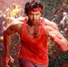 Bollywood star, Hrithik Roshan