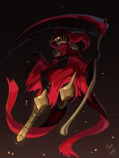 fanart of Specter Knight that a friend requested me to do!