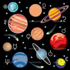 the solar system - Google Search