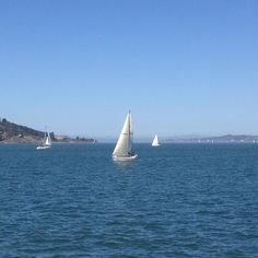 Ferry to Sausalito. San Francisco, CA
