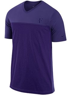 90705770ae6a0 Nike Men s Winter RF Hard Court T-Shirt Tennis Fashion