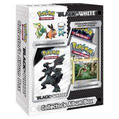 """Pokemon Black & White Box -  Pokemon USA - Toys""""R""""Us"""