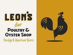 Leon's Poultry & Oysters pt. II by Jay Fletcher