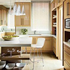 After: Kitchen: Architectural Digest