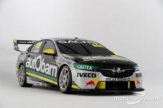 C. Lowndes Autobarn Lowndes Racing Holden presentation - 2018
