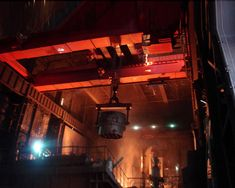 Ellsen 25 ton QDY double girder overhead crane with hook for sale