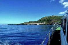 Road to Corvo Azores, Islands