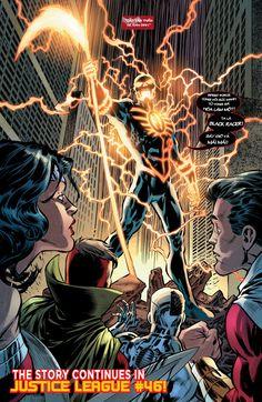 Justice League, Darkseid War - The Flash Flash Comics, Dc Comics Art, Marvel Dc Comics, O Flash, Flash Characters, Flash Wallpaper, Black Racer, New Gods, Monster Hunter