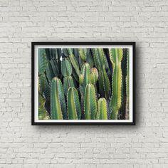 Cactus Wall Print https://www.etsy.com/listing/387047726/cactus-print-cactus-art-cactus-printable