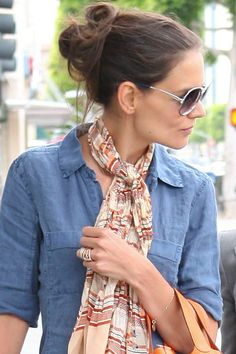 katie holmes just keeps getting better and better...