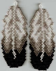 Feather beading-Starr Design