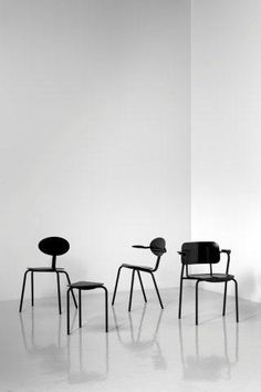 Artek news, all-black collection