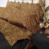 Found it at Wayfair - Wild Life Leopard Bedding Collection