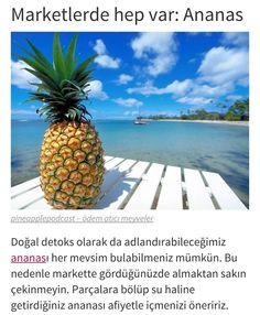 #diyet #meyve #ananas #saglik #yasam #kadin