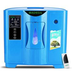 Top Grade 9L Flow 90% High Purity Portable Household Oxygen Concentrator Generator 2L Oxygen Making Machine Air Purifier DDT-2F