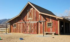 Traditional Spaces Western Style Ranch Design
