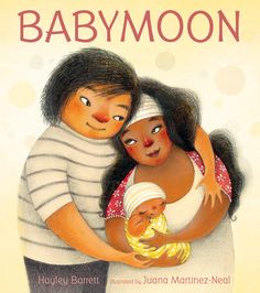 BABYMOON by Hayley Barrett and Juana Martinez-Neal BABYMOON is like a warm blanket of love. Perfect for new parents, but also a trip down memory lane for parents with older children. New Parents, New Moms, After Baby, Baby Arrival, Pregnant Mom, Baby Needs, Baby Hacks, Baby Tips, Hush Hush