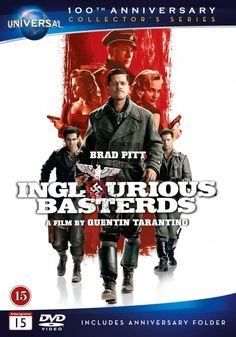 inglourious basterds - 100th anniversary edition - DVD