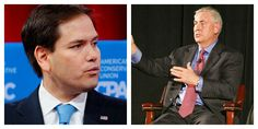 Remember two weeks ago when your friends were all amazed at Sen. Marco Rubio's gutsy showing at Rex Tillerson's confirmation hearing? Rubio roasted Tillerson for refusing to call Vladimir Putin a war criminal over his Syria campaign. Maybe, political columnists suggested, Rubio could be a GOP bulwark against Donald Trump's neglect for basic human rights.