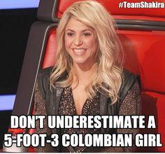 Get a peek at the feisty side of Shakira: youtu.be/O2ScDoRPm6I #TeamShakira @Shakira @The Voice NBC