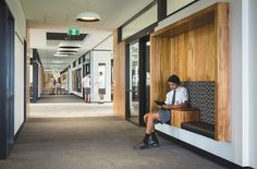 Study Recess - Adelaide high school new learning centre
