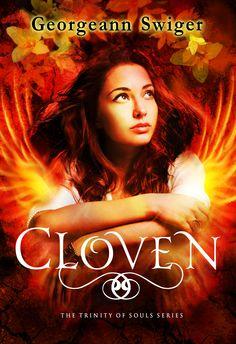 Cloven - Georgeann Swiger; https://www.goodreads.com/book/show/23164435-cloven?ac=1