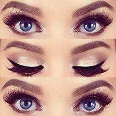 Beautiful Eye Makeup #makeup #eye #eye makeup