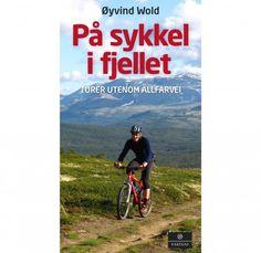 På sykkel i fjellet