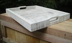 Image result for how to make a wooden tray