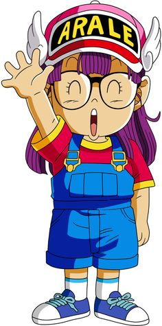 Arale idea for Carnival party